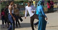 القبض على عامل اثناء تحرشه بطالبه فى شوارع المنيا