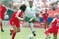 قبل مواجهة المنتخب السعودي وديا.. بلجيكا لم تنسى هدف «العويران».. فيديو