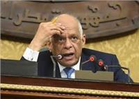 عبد العال ورئيس مجلس الأمة الجزائري يبحثان دعم ترشيح مصر لرئاسة البرلمان الإفريقي