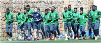 صور  المنتخب السعودي يستعد لمواجهة بلجيكا الثلاثاء