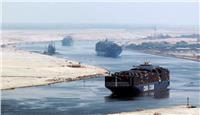 56 سفينة تعبر قناة السويس اليوم