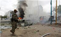 انفجار هائل بالقرب من مقر البرلمان في العاصمة الصومالية