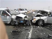 إصابة 6 أشخاص في انقلاب سيارة ملاكي بالمنيا