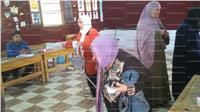 مصر تنتخب| صور وفيديو.. كبار السن يحرصون على الإدلاء بأصواتهم