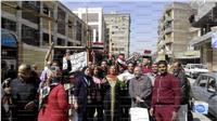 مصر تنتخب  الناخبون بشبرا الخيمة: النزول للصناديق أقل واجب نقدمه للوطن