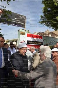 مصر تنتخب  وزير الأوقاف: الإقبال الكثيف على اللجان يؤكد عمق الانتماء الوطني للمصريين