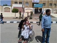 مصر تنتخب  مسن: «نزلت على كرسي متحرك لأن صوتي بيفرق»