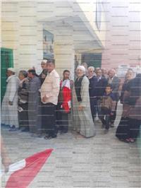 مصر تنتخب  الناخبون بالخانكة: سعداء بالمشاركة في العرس الانتخابي