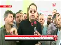 مصر تنتخب| فيديو.. حكيم:المشاركة بالانتخابات أمر عظيم