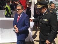 مصر تنتخب| مساعد وزير الداخلية يتفقد لجان روض الفرج