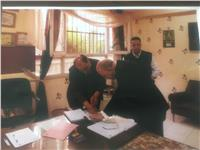 مصر تنتخب| وزير العدل يدلي بصوته في الدقي