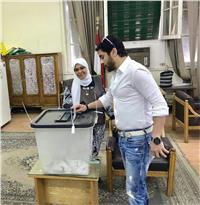 أحمد حسن: سعيد بتوافد المصريين على اللجان في الانتخابات الرئاسية