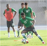 صور| المنتخب السعودي يختتم الاستعدادات لمواجهة نظيره المصري غدًا