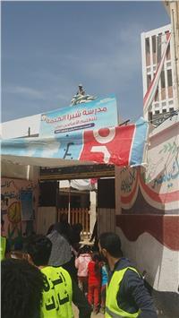 مصر تنتخب| شباب شبرا الخيمة يتصدرون المشهد الانتخابي