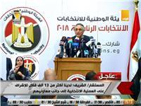فيديو  «الوطنية للانتخابات»: كثافة التصويت بشمال سيناء رسالة تحدِ للإرهاب