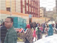 مصر تنتخب| تزايد إقبال الناخبين على اللجان بالهرم