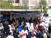 مصر تنتخب| النساء يتصدرن المشهد الانتخابي في سفاجا