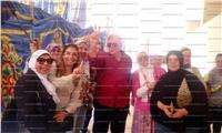حسين فهمي يكشف حقيقة تصويته مرتين «بالخارج والداخل»