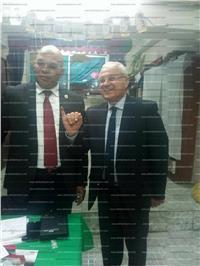 مصر تنتخب |هشام زعزوع يدلي بصوته في الانتخابات الرئاسية