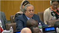 السعودية تطالب بمحاسبة إيران لتزويدها الحوثي بصواريخ باليستية