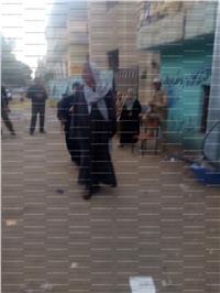 مصر تنتخب| أسر شهداء الغربية: «نزلنا ناخد تارنا من الإرهاب»