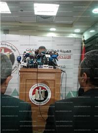 مصر تنتخب  بدء مؤتمر الهيئة الوطنية للانتخابات في اليوم الثاني