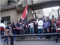 مصر تنتخب| أهالي أوسيم يحتفلون على أغنية «تسلم الأيادي»