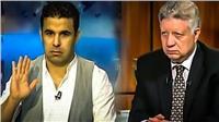 فيديو  خالد الغندور يطالب بمنع مرتضى منصور من الظهور في الفضائيات