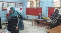 مصر تنتخب| إقبال جيد على عملية التصويت باليوم الثالث للانتخابات بالمطرية