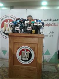 «الوطنية للانتخابات»: حذرنا حملات المرشحين من إصدار أي مؤشرات