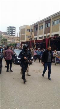 مصر تنتخب : وزير الدفاع يتفقد اللجان الانتخابية بالقليوبية