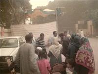 مصر تنتخب| إقبال الناخبين على التصويت رغم سوء المُناخ في سوهاج