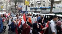 مصر تنتخب| مسيرة لعمال بترول السويس لحث المواطنين على الانتخاب