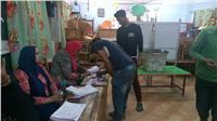 مصر تنتخب| إقبال كثيف للمصوتين بكوبري القبة قبل إغلاق اللجان