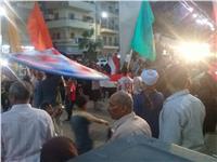 مصر تنتخب| الاحتفالات تتواصل أمام لجان الأقصر قبل إغلاق الصناديق