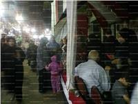 مصر تنتخب |صور..استمرار التوافد على لجان الجمالية رغم الأمطار