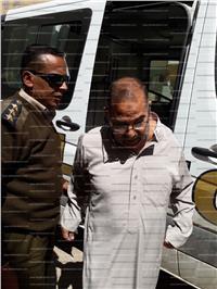 مصر تنتخب| الشرطة تنقل المواطنين غير القادرين من منازلهم  للجان الانتخابية بدمياط