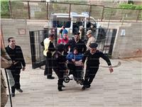 مصر تنتخب| من منزلها للجنة.. الداخلية تنقل مسنة للإدلاء بصوتها في 6 أكتوبر