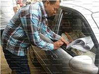 مريض يخرج من المستشفى للإدلاء بصوته في الانتخابات
