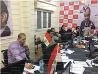 بالصور.. غرفة عمليات «المصريين الأحرار» تتابع مسار الانتخابات