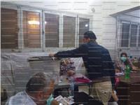 مصر تنتخب| الشباب يتصدرون المشهد بإحدى لجان السيدة زينب
