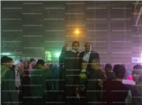 مصر تنتخب| التصويت في الوقت الإضافي.. المصريون يتحدون العاصفة