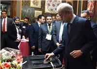 رئيس الوزراء: كل الشكر للمواطنين المشاركين في انتخابات الرئاسة