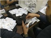 مصر تنتخب| بالصور..بدء عملية فرز الأصوات في المرج
