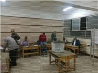 مصر تنتخب| غلق أبواب مقار اللجان بمجمع مدارس دار السلام بعد انتهاء مدة التصويت
