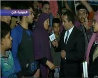 مصر تنتخب| رسائل أهلية من المنوفية لـ«السيسي».. «فيديو»