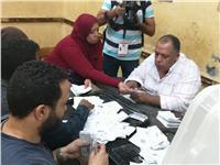 النتائج الأولية للانتخابات  2774 للسيسي و89 لموسى بلجنتي «أم المؤمنين» في المطرية