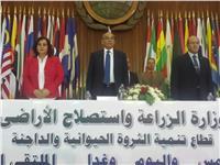 «البنا» يفتتح ملتقى صناع الثروة الحيوانية بتهنئة المصريين لنجاح التجربة الديمقراطية