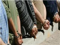 ضبط 9 متهمين بحوزتهم 11 قطعة سلاح ناري خلال حملات أمنية