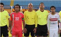 محمد عادل حكماً لمباراة المصري والاتحاد